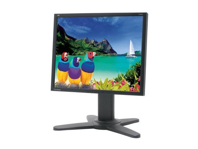 "ViewSonic Pro Series VP930b Black 19"" 8ms gray-to-gray (avg); 20ms black-white-black (typ) DVI LCD Monitor 300 cd/m2 1300:1"