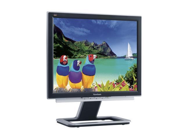 "ViewSonic X Series VX922 Black-Silver 19"" 2ms LCD Monitor 270 cd/m2 650:1"