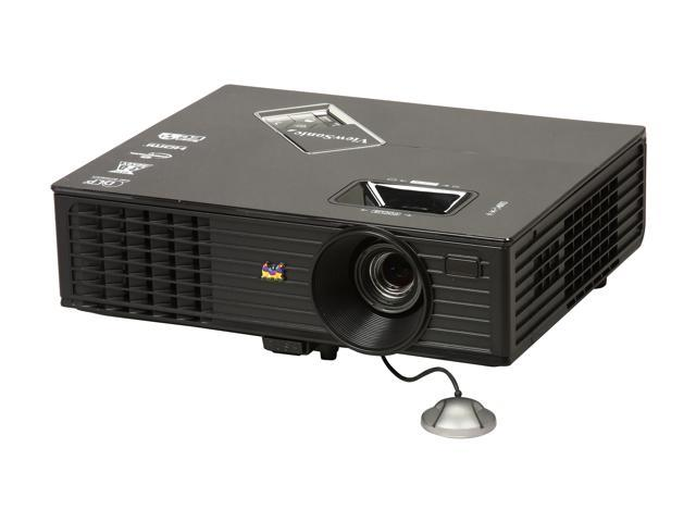 ViewSonic PJD6223 1024 x 768 2700 ANSI Lumens DLP Networkable XGA Projector