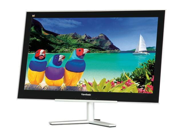 ViewSonic VX2460h-LED Black 24