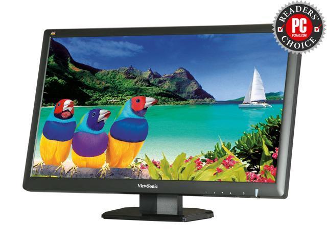 ViewSonic VX2703MH-LED Black 27