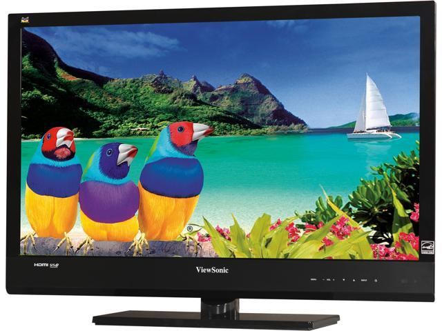 "ViewSonic CDE3201LED Black 32"" Large Format Display"