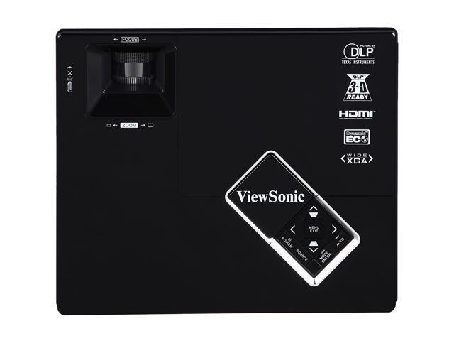 ViewSonic PJD5533W 1280 x 800 2800 lumens DLP Projector 15000:1