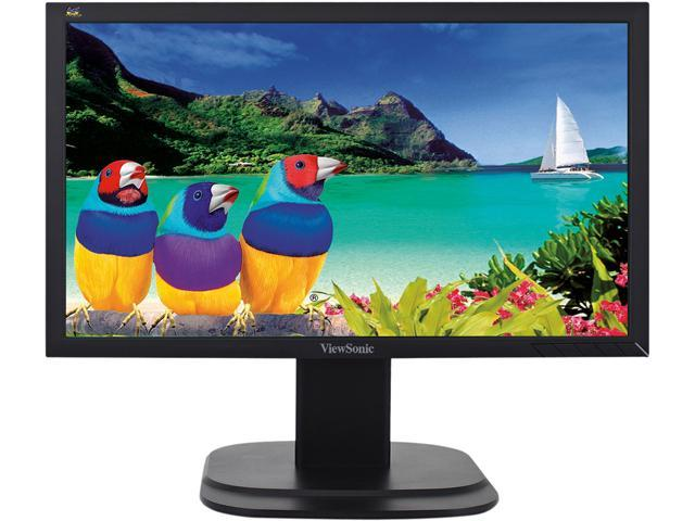 ViewSonic VG2039m-LED Black 20