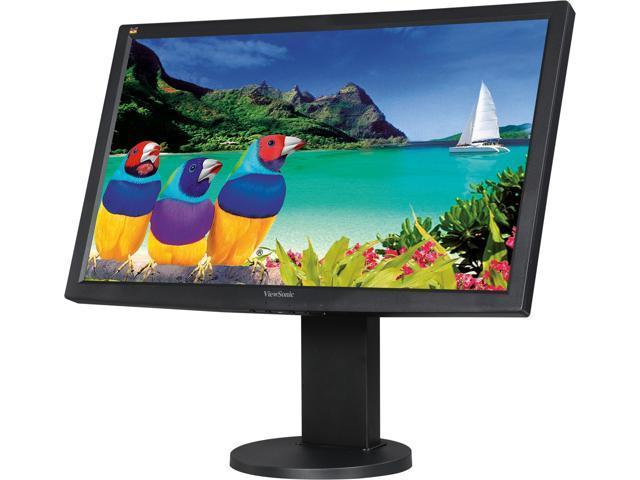 ViewSonic VG2433SMH Black 23.6