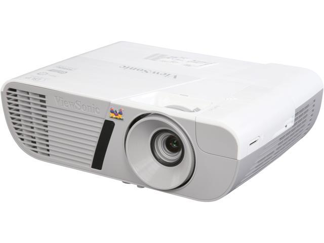 ViewSonic PJD7828HDL Short Throw DLP Home Theater Projector 3200 Lumens 1080p HDMI