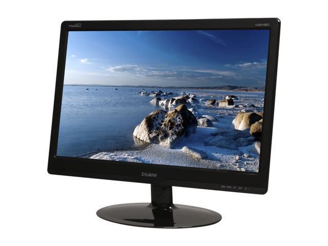 "Zalman MZ215ED Black 21.5"" 5ms Widescreen LED Backlight LCD Monitor Built-in Speakers"