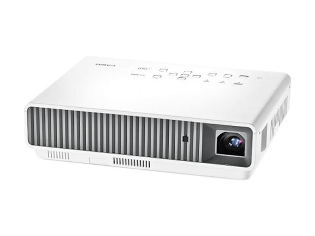 CASIO XJ-M250 1280 x 800 3000 lumens DLP Projector 1800:1
