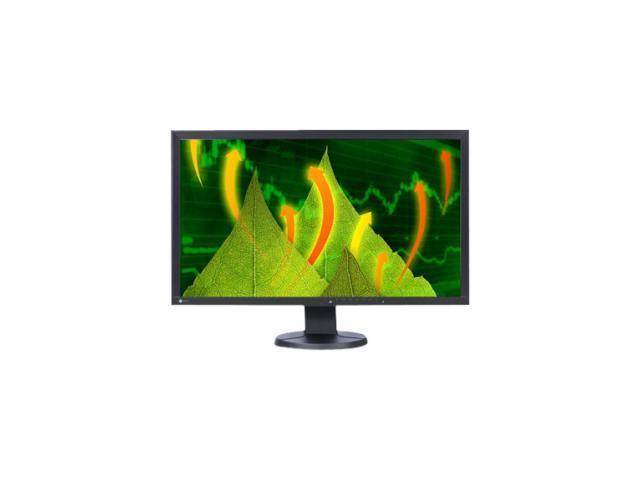 "EIZO EV2736WFS-BK Black 27"" 6ms Widescreen LED Backlight LCD Monitor IPSBuilt-in Speakers"