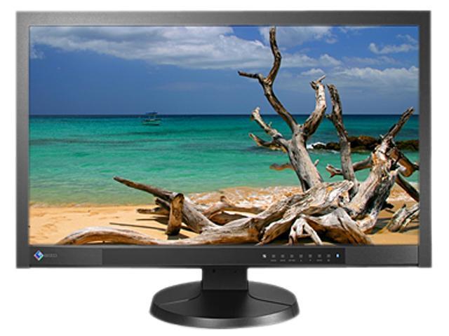 """EIZO CX270-BK-CN 27"""" 6ms Widescreen Widescreen ColorEdge IPS Monitor"""