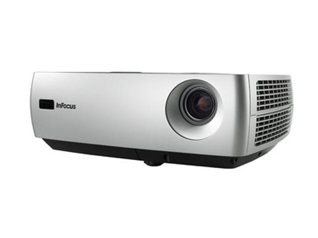 InFocus Work Big IN26 1024 x 768 1700 ANSI lumens (default) / 1360 ANSI lumens (low) DLP Projector 2000:1