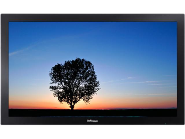 """InFocus INF4201 42"""" 1080p HD LCD Thin Commercial-Grade Display"""