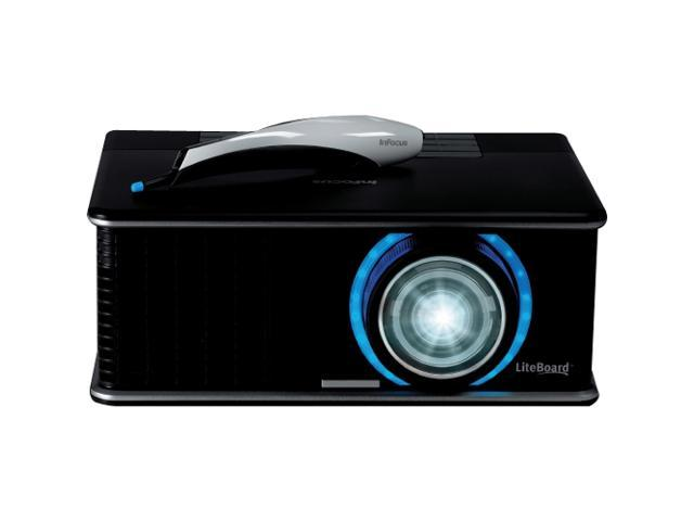 InFocus IN3916 1280 x 800 High Mode 2700 lumens, Low Mode 2200 lumens DLP Interactive Projector