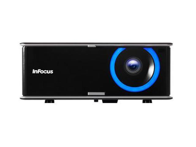 InFocus IN3116-CHIEF WXGA 1280 x 800 3500 Lumens DLP Projector with CHIEF RPAU Universal Projector Mount