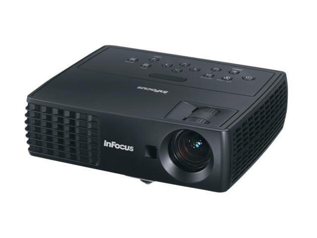 InFocus IN1110 1024 x 768 2100 Lumens DLP Projector