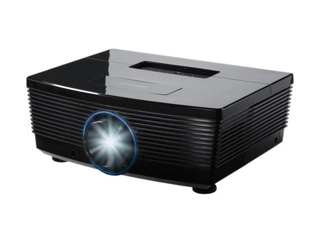 InFocus IN5314 1280 x 800 4000 lumens (High) 3200 lumens (Eco) DLP Projector