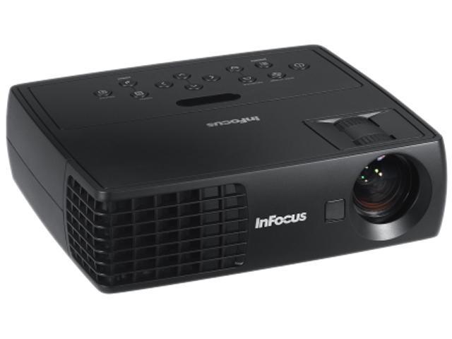 InFocus IN1112A 1280 x 800 2200 lumens DLP 3D Projector