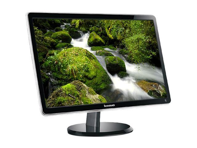 "lenovo LS2421p (4015LS1) Black 23.6"" 5ms HDMI Widescreen LED Backlight LED-Backlit LCD Monitor 300 cd/m2 10M:1 (1000:1)"