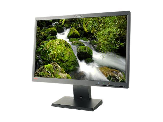 lenovo ThinkVision LT1952p Black 19