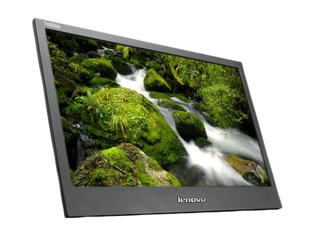 lenovo ThinkVision LT1421 (1452DB6) Raven Black 14