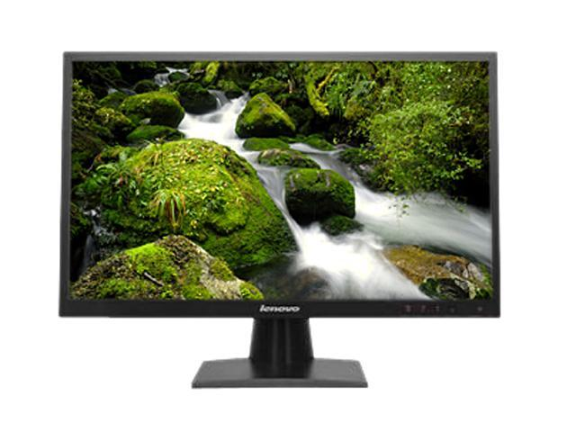 "lenovo LS2223 Black 21.5"" 5ms Widescreen LED Monitor"