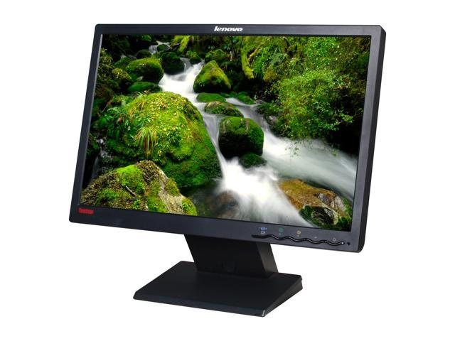 "lenovo ThinkVision L194 Black 19"" 5ms Widescreen LCD Monitor"