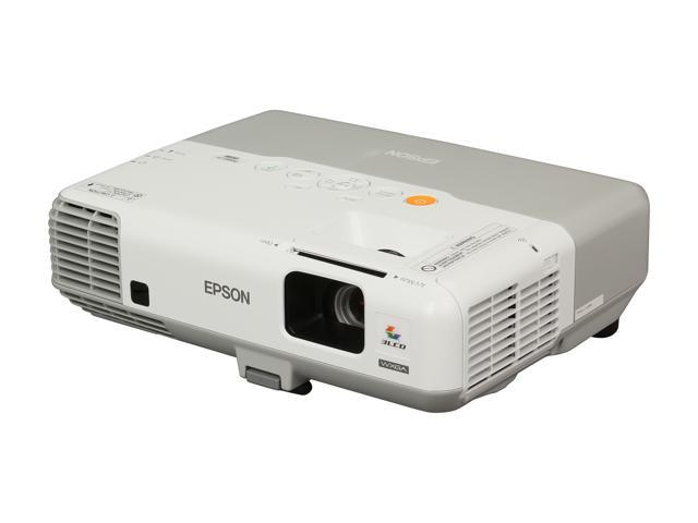 EPSON V11H384020 3LCD PowerLite 96W Multimedia Projector