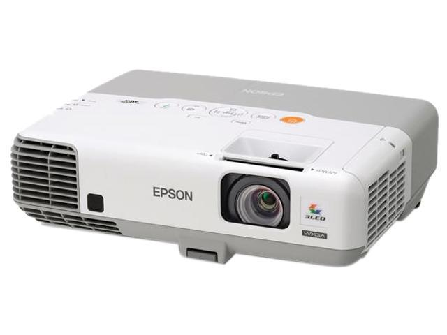EPSON V11H388020 3LCD PowerLite 915W Multimedia Projector