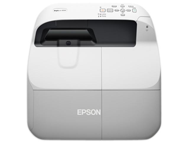 EPSON BrightLink 485Wi WXGA 3100lumens 3LCD Projector 3200:1 Wireless port 802.11 b/g/n (optional module sold separately)