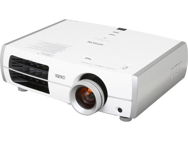 Epson 8345 Platinum Full HD 1920x1080 1800 Lumens 2 HDMI Ports Fujinon Lens Fast-Action Video Rdy 3LCD Projector