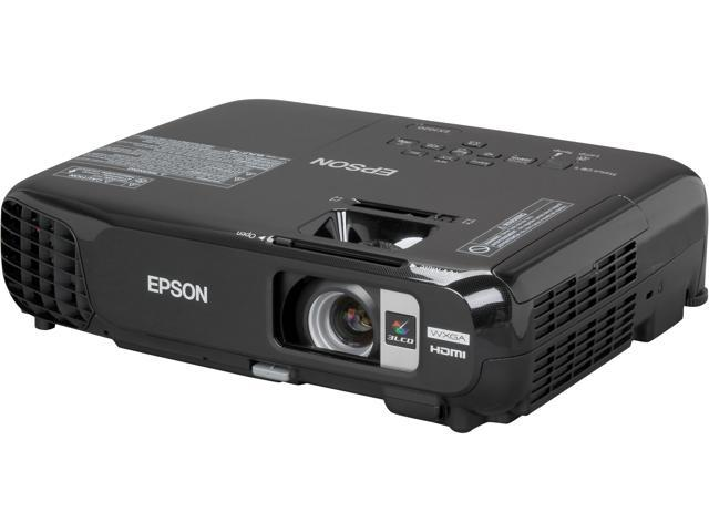 EPSON EX7220 1280 x 800 3000 lumens 3LCD Projector