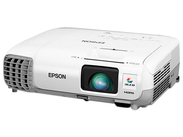 EPSON PowerLite 97H 1024 x 768 2700 lumens LCD Projector