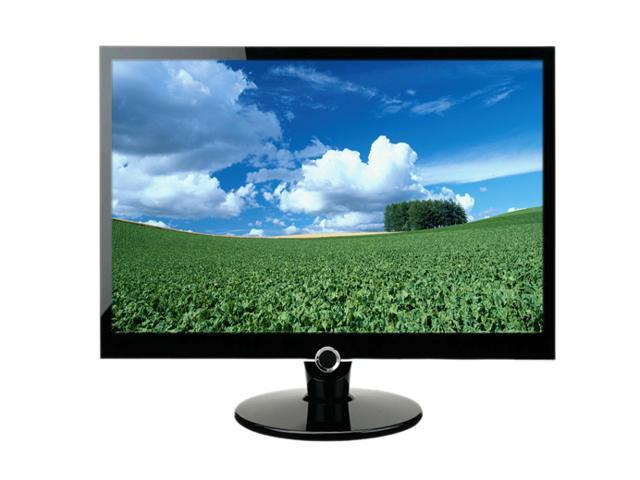 "AOC 2230Fh Black 22"" 2ms Widescreen LCD Monitor Built-in Speakers"