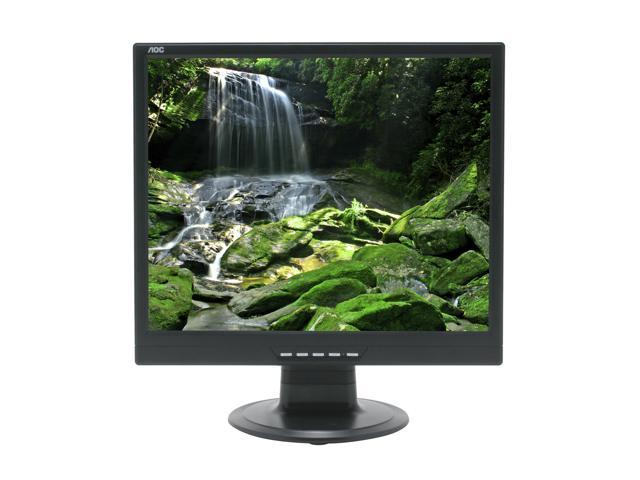 "AOC LM942 Black 19"" 8ms LCD Monitor 300 cd/m2 700:1"
