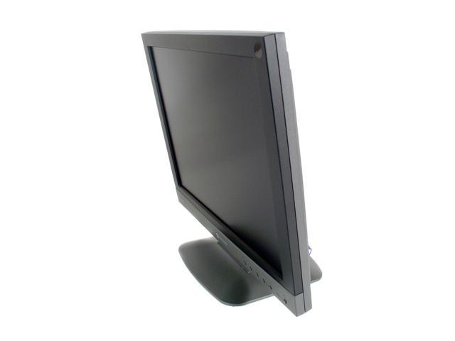 "AG Neovo F-415 Black 15"" 8ms (GTG) LCD Monitor 250 cd/m2 500:1"