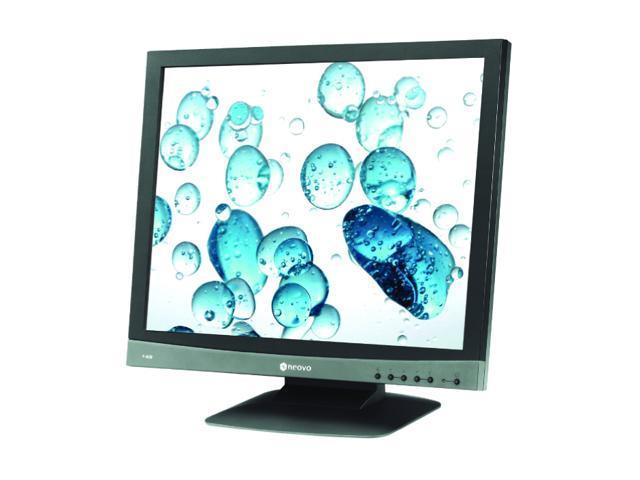 "AG Neovo F-419 Black 19"" 3ms (GTG) LCD Monitor 300 cd/m2 800:1"