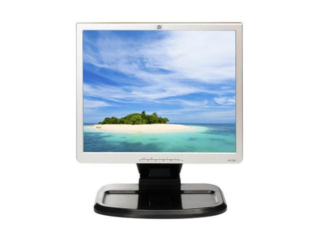 "HP L1740 Silver-Black 17"" 5ms LCD Monitor 300 cd/m2 500:1"