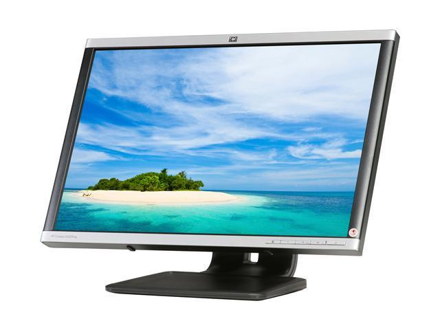 HP LA2205wg Silver / Black 22