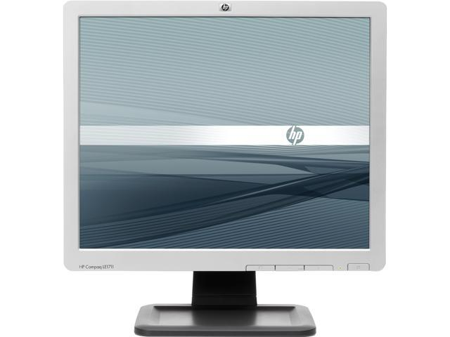 "HP Compaq Essential LE1711 Silver / Carbonite 17"" 5ms LCD Monitor"