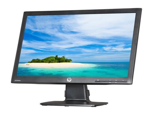 "HP ZR2040w (LM975A8#ABA) Black 20"" 7ms (GTG) Widescreen LED Backlight LED-Backlit IPS LCD Monitor"