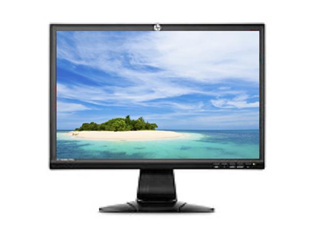 HP Compaq L190w Black 19