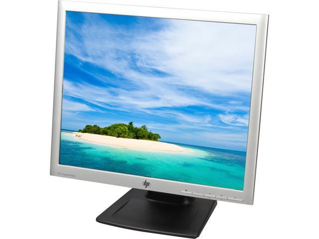 """HP Compaq LA1956X Silver 19"""" 5ms LED Monitor"""