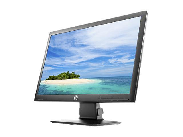 "HP Compaq LE2002XM (A2U63A8R#ABA) Black 20"" 5ms Widescreen LED Backlight LCD Monitor Built-in Speakers"