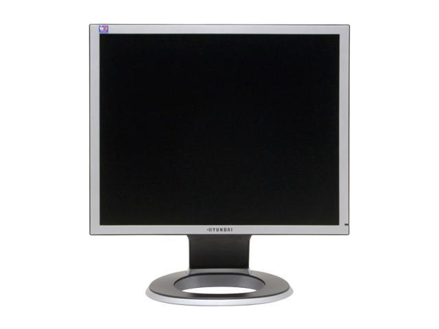 "HYUNDAI B90D Silver-black 19"" 8ms LCD Monitor 300 cd/m2 700:1 Built-in Speakers"