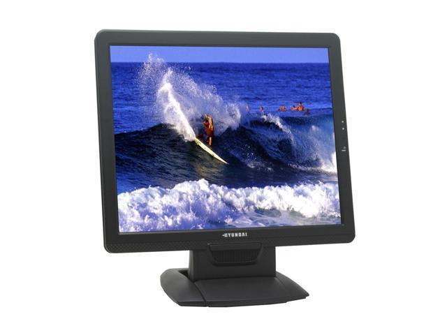 """HYUNDAI X91D Black 19"""" 8ms LCD Monitor 300 cd/m2 700:1 Built-in Speakers"""