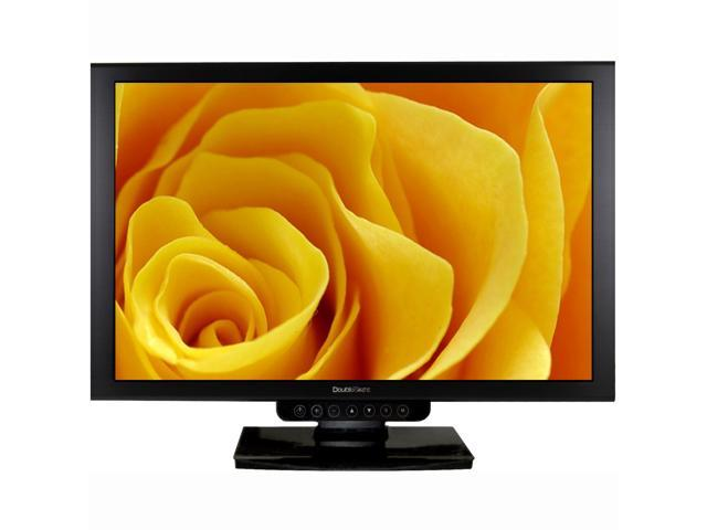 """DoubleSight DS-277W Black 27"""" 6ms Widescreen Wide Screeen LCD Monitor with IPS Panel Techology Built-in Speakers"""