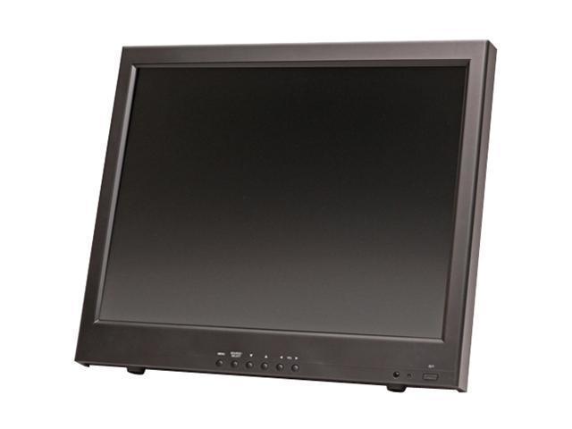 "Panasonic 20"" 16ms LCD Monitor Built-in Speakers"