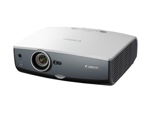 CANON REALiS SX80 SXGA+ 1400x1050 3000 Lumens LCOS Multimedia Projector