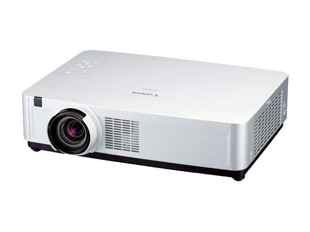 Canon LV-8320 1280 x 800 3000 Lumens LCD Projector