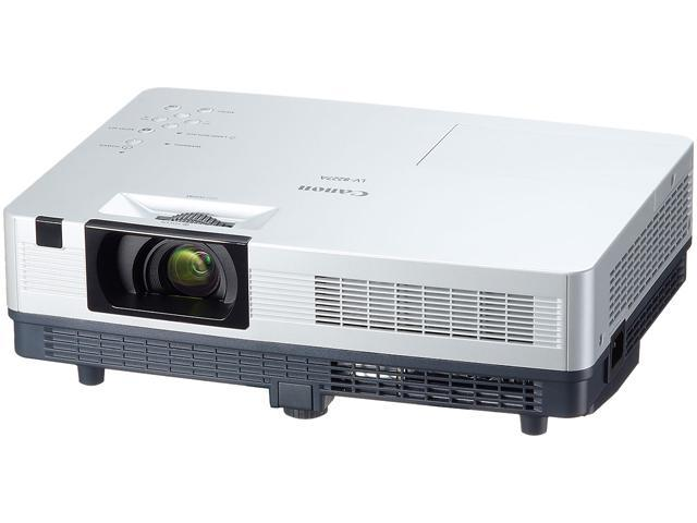 Canon LV-8227A 1280 x 800 2500 lumens LCD Projector